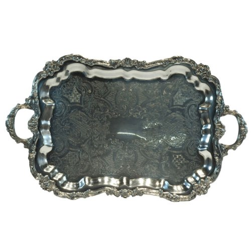 Silver Tray - Rectangular