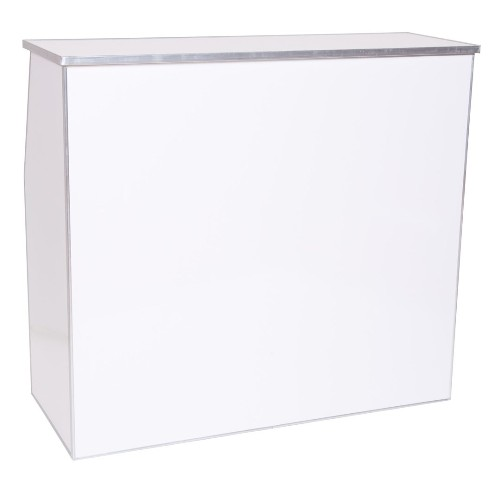 Bar 4 ft Wood - White