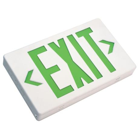 Light Up Exit Sign