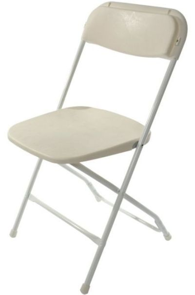 Samsonite Chair - Off White