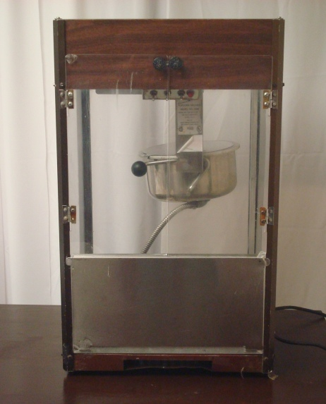 Popcorn Machine - Old Model