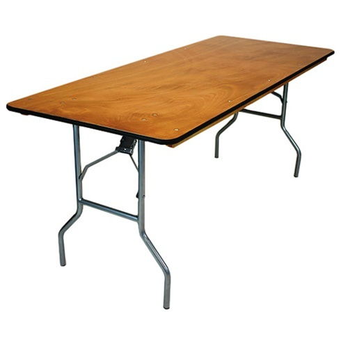 Rectangular Table - Children Height