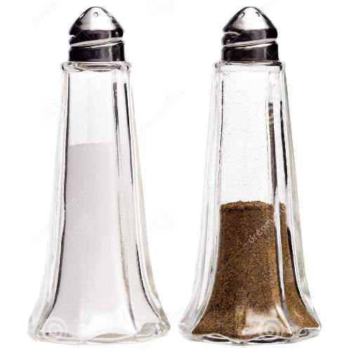 Salt and Pepper Shaker