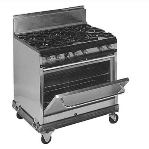 Stove - 6 Burner with Propane