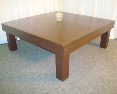 Toscana Square Coffee Table